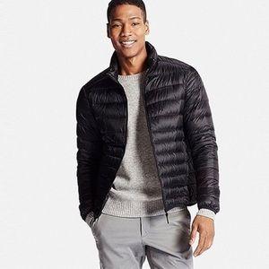 UNIQLO Men's Ultra Light Down Puffer Jacket